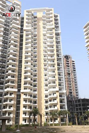 Live peacefully in Ace City Noida Extension