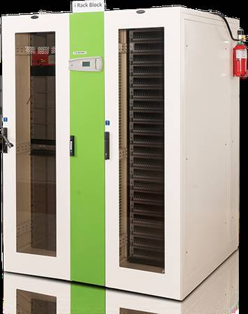 intelligent server racks