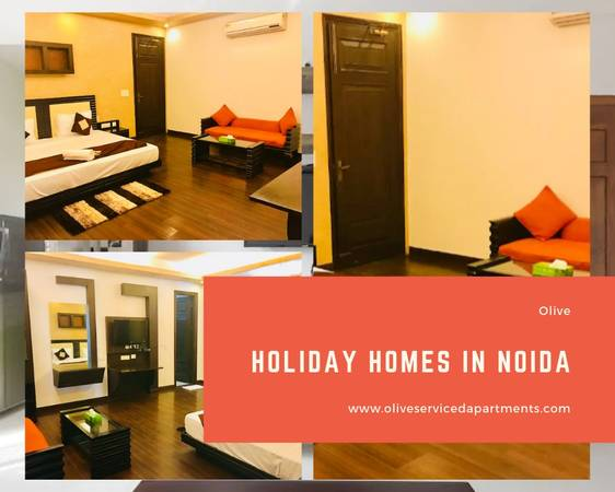 Get Service Apartments in Noida