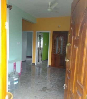 Kuvempunagar 3 BHK Spacious House Rent First Floor