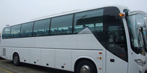 Bus or Coach Rental Services in Bhubaneswar