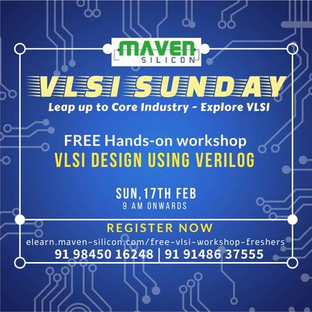 Join us f or a VLSI Sunday and get certified in this