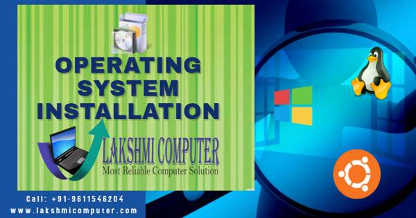 Operating System Installation Services in Marathahalli,