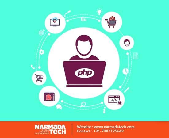 Php Development Services by Narmadatech
