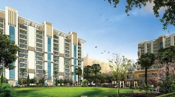 Emaar Gurgaon Greens: 3BHK+Utility apartments in sector 102