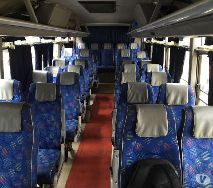35 SEATER AC LUXURY BUS ON RENT IN MUMBAI