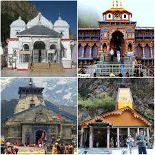 Chardham yatra tour by tempo traveller per day @Rs