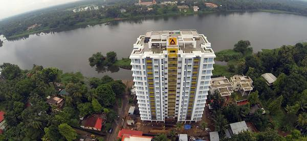 3BHK Flats For Sale in Aluva