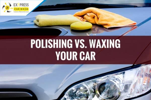 Car Polishing & Waxing Service in Delhi NCR