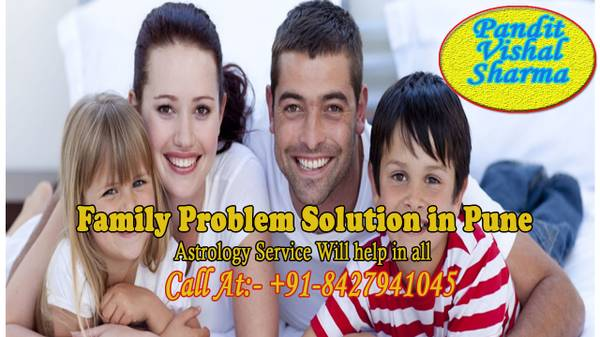 Family problem Solution in Pune - Astrology removes all