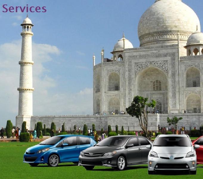 Car Hire Agra Mathura Vrindavan Tour
