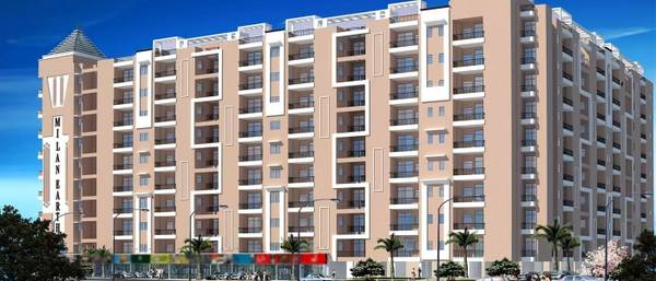 Lift your living standard with Milan Earth Ghaziabad
