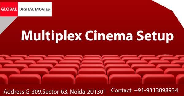 Multiplex Cinema Hall Setup Services in India | Global