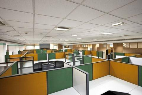sq.ft Exclusive office space at Jeevan Bhima Nagar