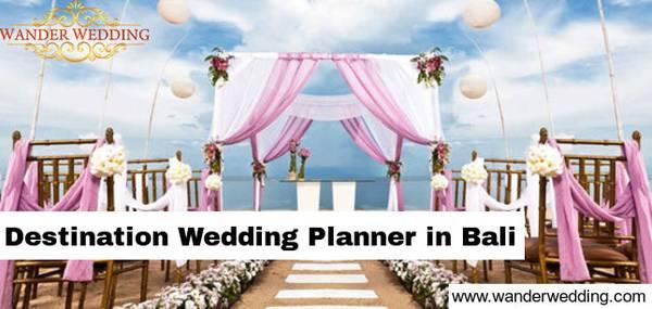 Indian Destination Wedding Planner in Bali
