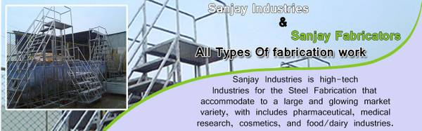 Sanjay Industries - Dairy Equipments, Tank Fabrication in