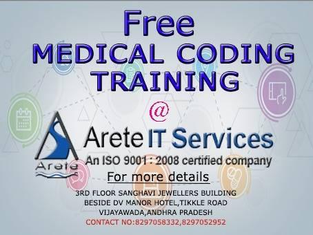 Free medical coding training