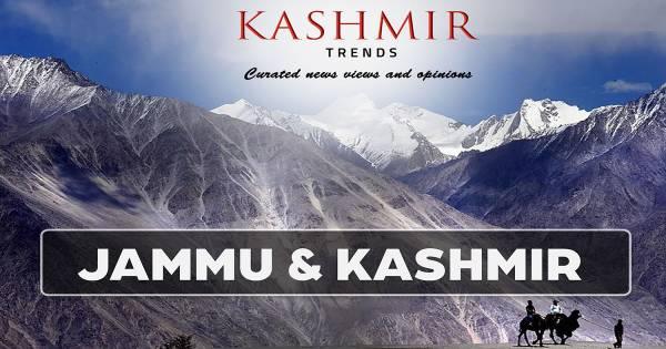 Latest News Updates of Kashmir - Kashmir Trends