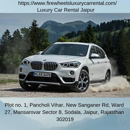Luxury Car Rental Jaipur