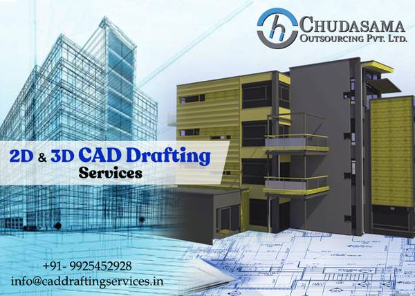 CAD Drafting Services | CAD Conversion | Structures