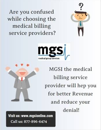 Are you confused while choosing the best medical billing