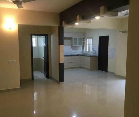 JP Nagar 3 BHK Semi Furnished Spacious Apartment
