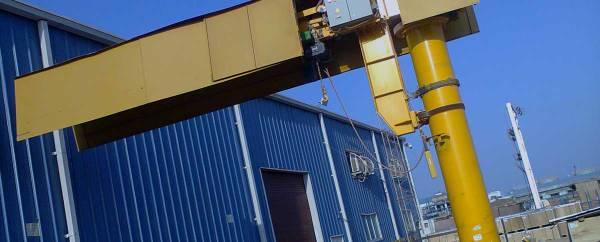 Jib Crane Manufacturers In India