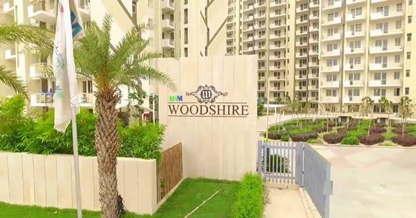 Ready to Move 2/3/4 BHK Luxury Flat at M3M Woodshire