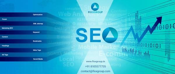 SEO Company In Bangalore - FixxGroup