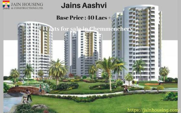 2BHK Flats in Chemmenchery