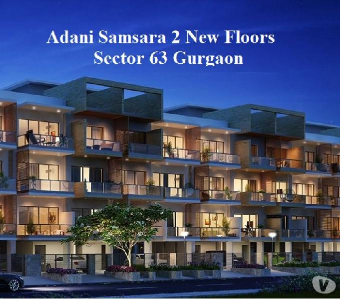 Adani Samsara 2 Sector 63 Gurgaon 9911798072