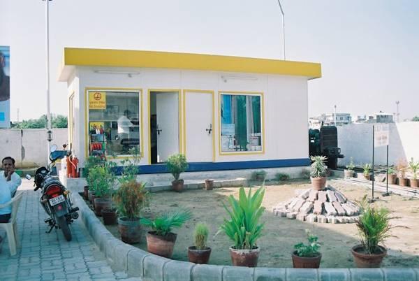 Best Portable site office manufacturer in Delhi
