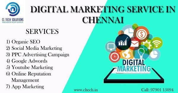 Digital Marketing Company Chennai, India
