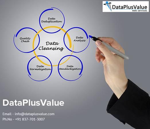 Outsource Data Entry & Data Scrubbing Services