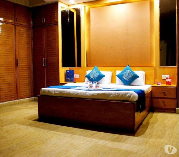 Short Stay Apartment Ac Room@1500- Night In West Delhi