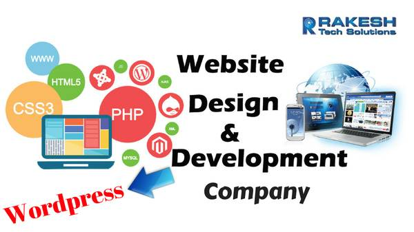 Web designing and development services in madhpur