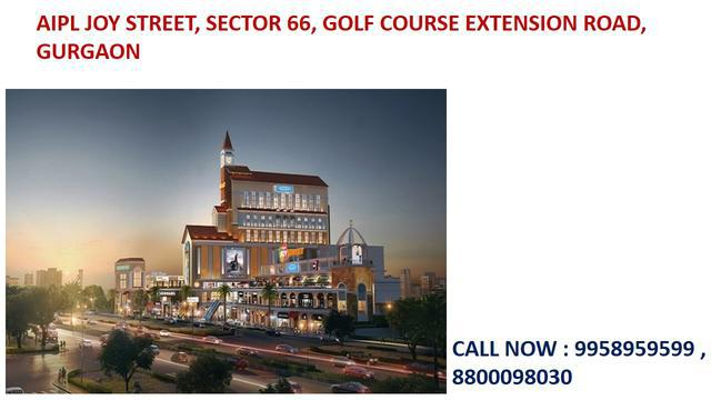 aipl sector 66 Gurgaon aipl new commercial golf course exten