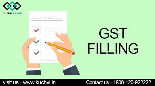GST Return Filing Services Delhi | GST Filing| India |