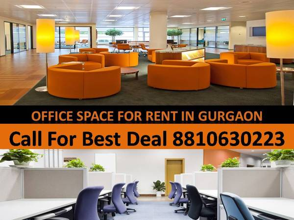 office space for rent Gurgaon -