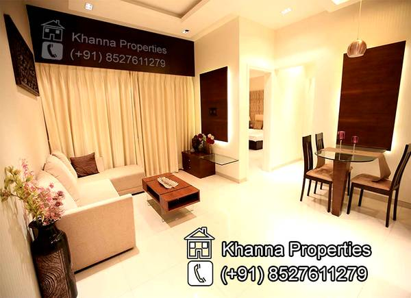 2bhk Rental Flats in Tagore Garden in Affordable Budget