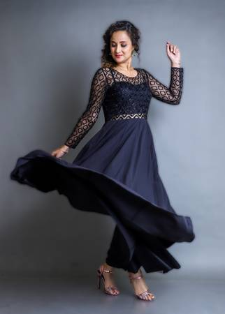 A fab online shopping destination for gowns in India