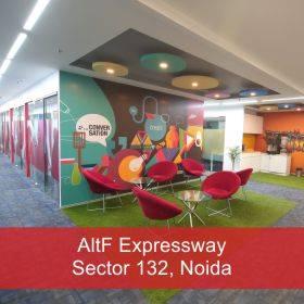 Best Coworking Space In Noida - AltF Coworking