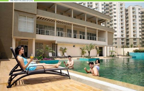 Experion Heartsong - Ready to Move 3BHK+Servant Apartments