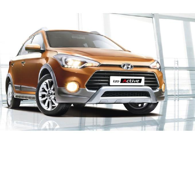 Hyundai i20 Active On Road Price in Hyderabad - i20 Active S