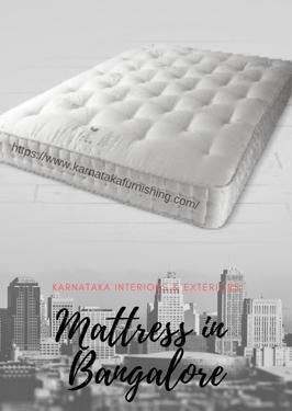 Mattress in Bangalore Mattress Dealer in Bangalore