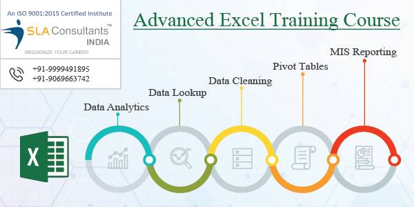 Enhance Your Skill with the Best Advanced Excel Training in