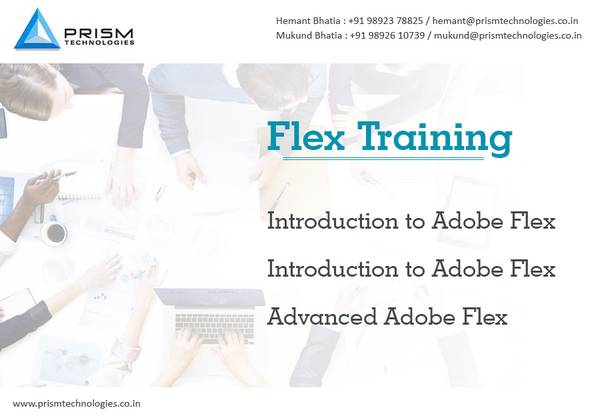 Flex Training in Mumbai Pune Bangalore Hyderabad India