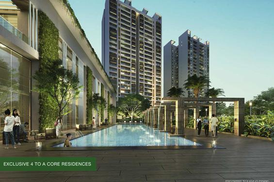 Godrej Air Oxy Rich Luxury Homes 73 Lacs Onwards