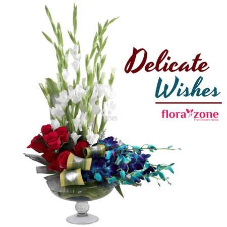 Order Flowers Online in Noida - FloraZone.com