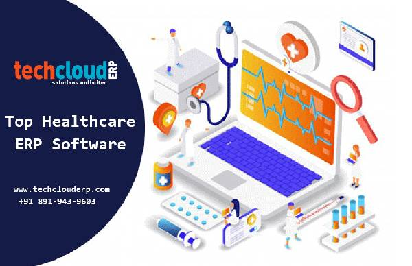 Best ERP Software for Health care Industries | ERP Software